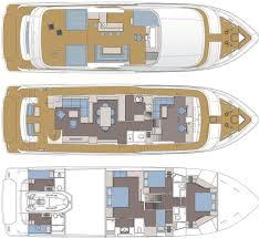 77 horizon 2017 ep77 boat spec delivery denison yacht sales