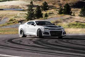 first chevy ever made first drive 2018 chevrolet camaro zl1 1le automobile magazine