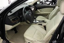 2008 Bmw 550i Interior 2008 Used Bmw 5 Series Certified 528i Premium Package Sedan At