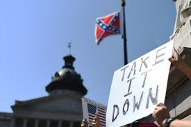S Carolina State Flag Across The South A Push To Banish Confederate Flag From State