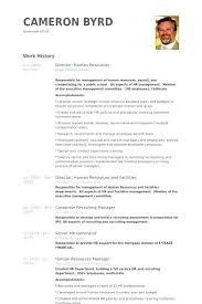 director human resources resume human resource resumes u2013 foodcity me