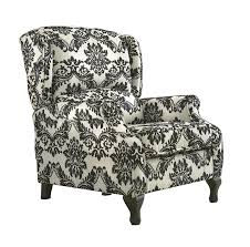 Small Wing Chairs Design Ideas Grey Wing Back Chair Tags Modern Wingback Dining Chair