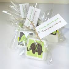 elephant baby shower favor unique baby shower favors boy baby