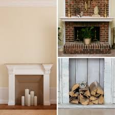 Unused Fireplace Ideas 25 Best Empty Fireplace Ideas On Pinterest Fake Empty Fireplace