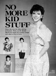 The Nights The Lights Went Out In Georgia Dougsploitation Happy 50th Birthday Kristy Mcnichol