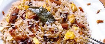 recette de cuisine salé île maurice recette le plat du riz frit poisson salé un