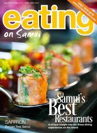 magazine guide cuisine best of koh samui restaurants samui dining