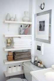 shelf noticeable bathroom shelf ideas home ideas bathroom shelf