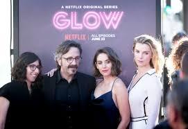 glow show here we glow again netflix show renewed the forward