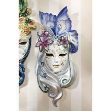 resin decorative masks ebay