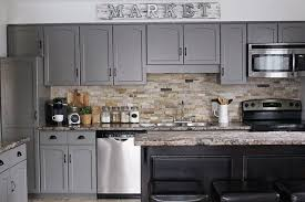 How To Paint Kitchen Cabinets Gray How To Paint Kitchen Cabinets Hometalk