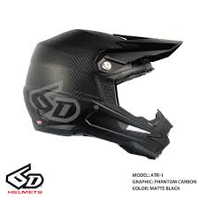 black motocross helmets 6d helments king cobra of florida