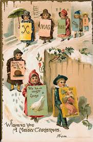 54 best old christmas cards images on pinterest christmas cards