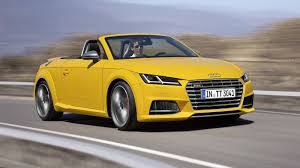 audi 2016 2016 audi tt roadster review top speed