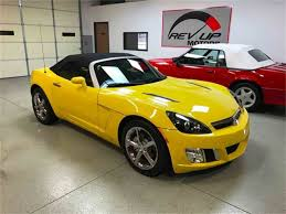saturn sky orange 2008 saturn sky for sale classiccars com cc 1015241