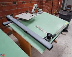 Vemco Drafting Table Auctions International Auction Pavilion Csd 11514 Item 2 42