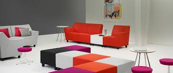 Office Lounge Furniture With Modern Sofa Design  Plushemisphere - Office lounge furniture