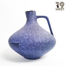 Jug Vases Two Jug Vases Ceramano Hans Welling 19 West