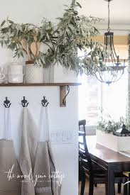 fall home tour part two the wood grain cottage
