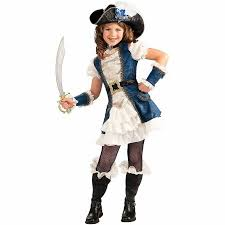 Boys Halloween Costume Blue Pirate Child Halloween Costume Walmart
