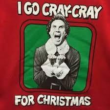 original holly jolly christmas card featuring