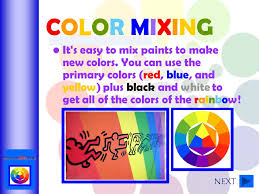 an introduction to the color wheel and color theory ppt video
