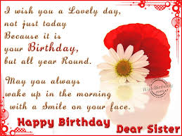 happy birthday poems for sister happy birthday accessories