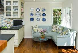 apartments eclectic living room design ideas with gray sofa and