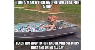 Boat People Meme - of the greatest fishing memes of all time