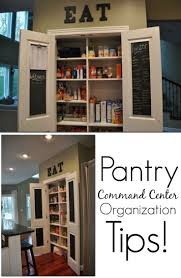 Organizing Kitchen Pantry Ideas 103 Best Pantry Organization Images On Pinterest Home Kitchen