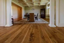 white oak character grade traditional dining room dc