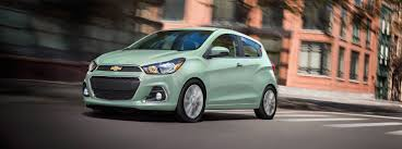 chevrolet spark explore the 2017 chevy spark technology performance and design