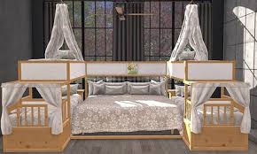 Bedroom For Parents Second Life Marketplace Aphrodite Spring Valley Family Bed