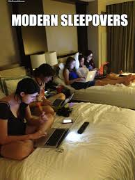 Sleepover Meme - modern sleepovers meme collection