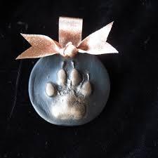 paw print ornament kit lookup beforebuying