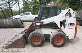 2005 bobcat s185 skid steer item dc5316 thursday october