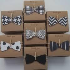 bows for gift boxes a través de casa reinal 50 bow tie favor boxes