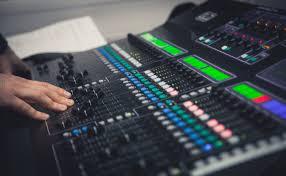 Sound Desk Trucru Sound Lighting Video Installation Sales U0026 Hire