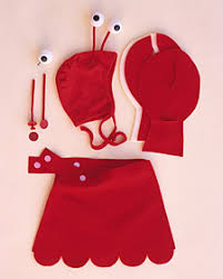Lobster Halloween Costume Baby Halloween Costume Patterns Lobster Sewing Patterns Baby