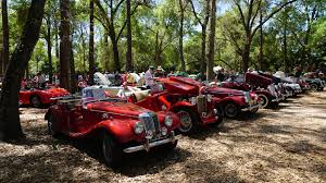 Mead Gardens Summer Camp - british sports cars at mead garden florida hikes