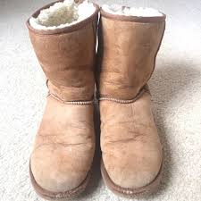 womens boots size 9 wide 85 ugg shoes ugg australia 9 wide chestnut boots from