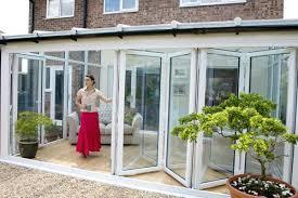 Folding Glass Patio Doors Prices Ideas Bi Folding Patio Doors Or Exterior Attractive Prices 2