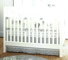 All White Crib Bedding White Baby Bedding Sets Videozone Club