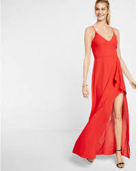 express dress express high slit maxi dress where to buy how to wear