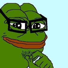 Frog Face Meme - smug frog know your meme
