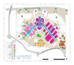 Ksu Map الخرائط Female Students Campus