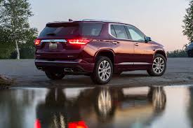 chevrolet traverse 7 seater new look 2018 chevrolet traverse adds space power tech