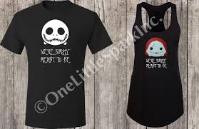 nightmare before shirts disney