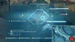 mgs5 africa map contact mgsv guide