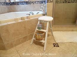 cottage bathroom ideas rustic crafts best 25 bathroom stools ideas on tabourets